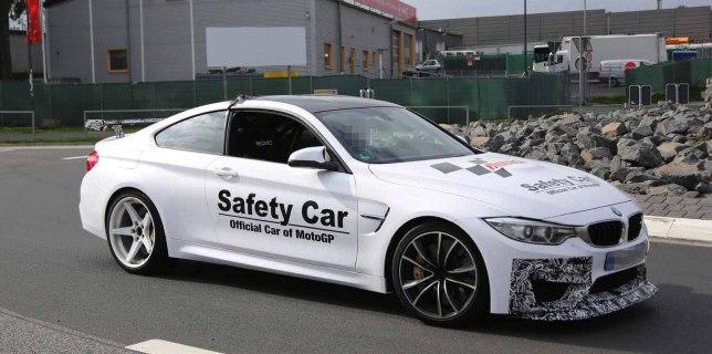 BMW M4 GTS Spy Photos
