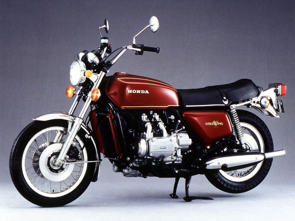 GoldWing GL 1000 1974