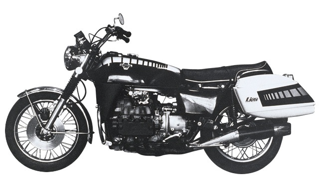 GoldWing M1 1972