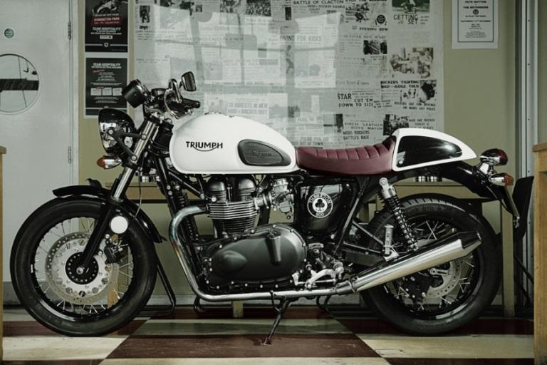 Triumph Thruxton Ace