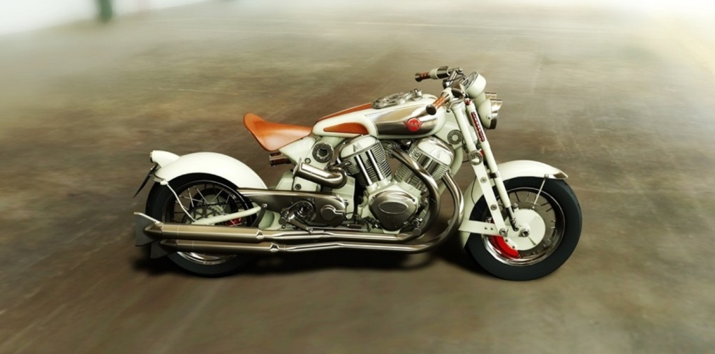 matchless model x reloaded blanche