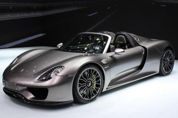 Porsche 918 Spyder : toutes vendues et une suite à venir