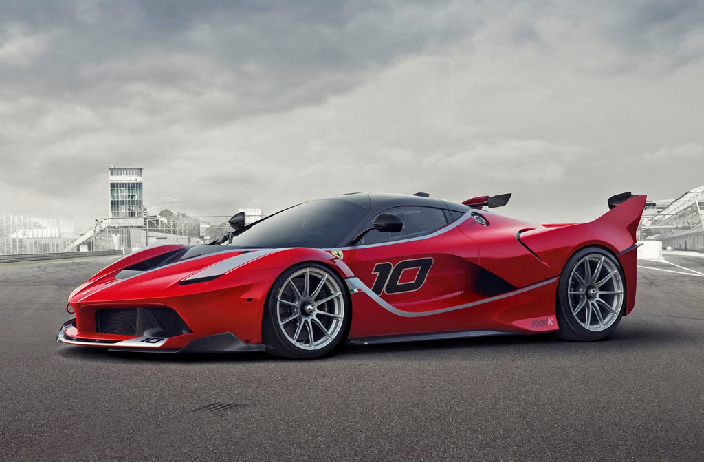 ferrari fxx k trop belle pour tre vraie. Black Bedroom Furniture Sets. Home Design Ideas