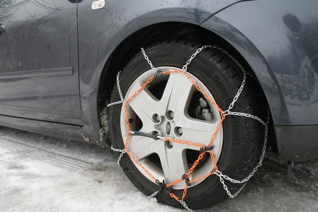 pneu-chaine