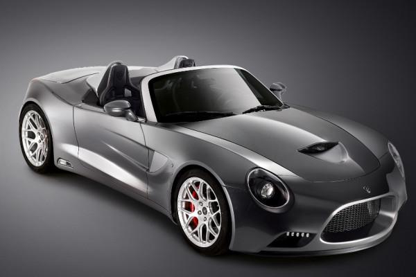 Puritalia 427 Roadster: quand le talent italien rencontre le savoir-faire américain.