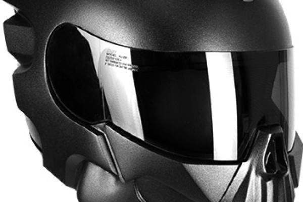 Equipement moto: Le Skull Rider pour un look des plus originaux.