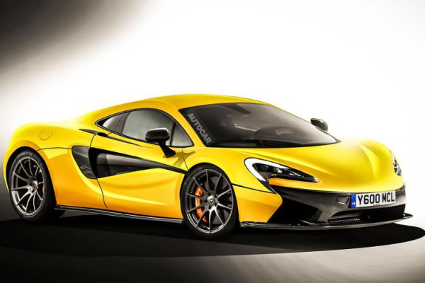 Chez McLaren on s'attend à une nouvelle Sport Series : la  P13 !