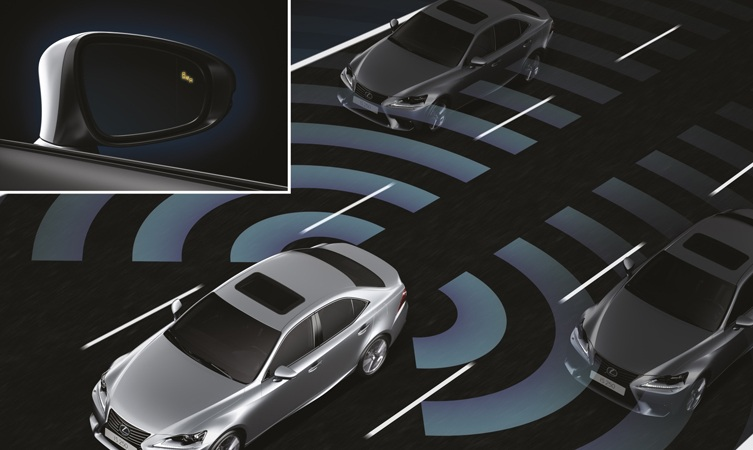 Lexus-car-safety-monitoring-systems