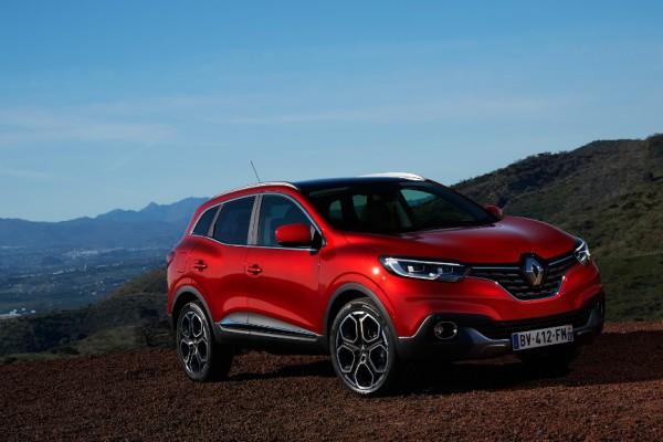 Le nouveau SUV compact de Renault : le KADJAR