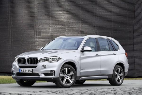 BMW présente le X5 xDrive40e