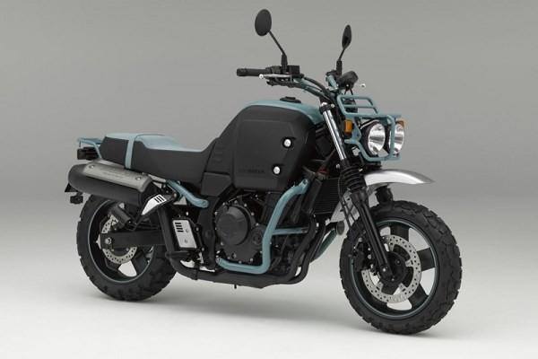 Honda Bulldog 400 Concept : un nom bien mérité