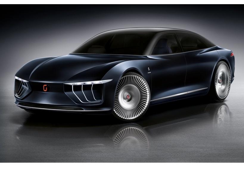 avez vous d j imagin la voiture du futur. Black Bedroom Furniture Sets. Home Design Ideas