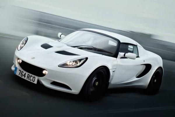 Lotus « 20th Anniversary Special Edition » pour les 20 ans de la Lotus Elise.