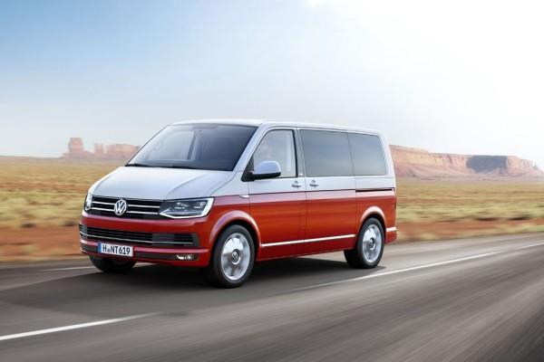 le nouveau Volkswagen Multivan