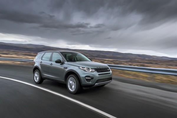 Nouveauté mécanique pour le Land Rover Discovery Sport !