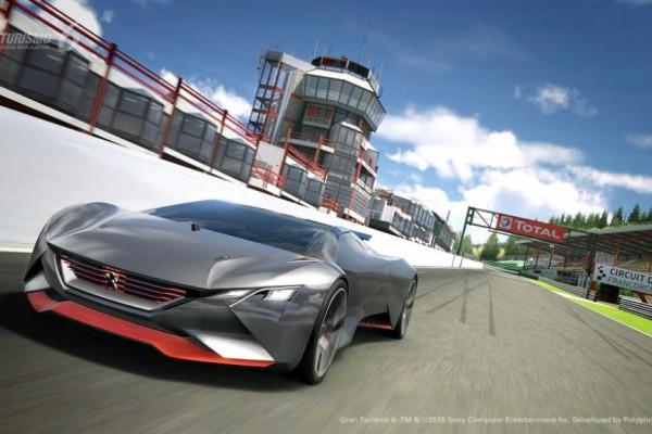 0 à 100 km/h en 1,73 sec : le chrono de la nouvelle Peugeot Vision !
