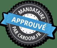 Label mandataire approuvé par Caroom