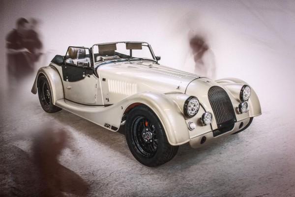 Pour les 65 ans du modèle Plus 4 : 50 Morgan AR Plus 4 feront leur apparition.