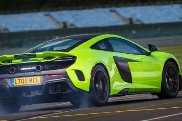 Une nouvelle McLaren pour 2018