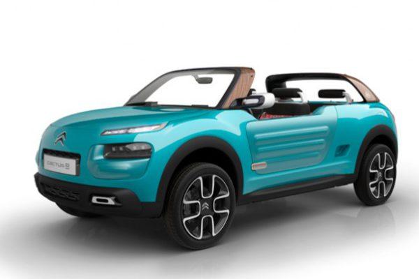 Citroën Cactus M Crossover urbain