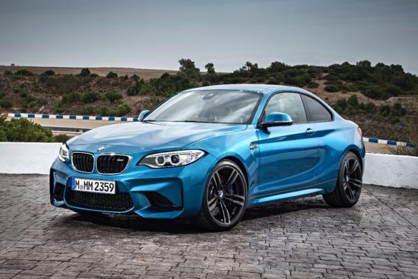 La nouvelle BMW M2