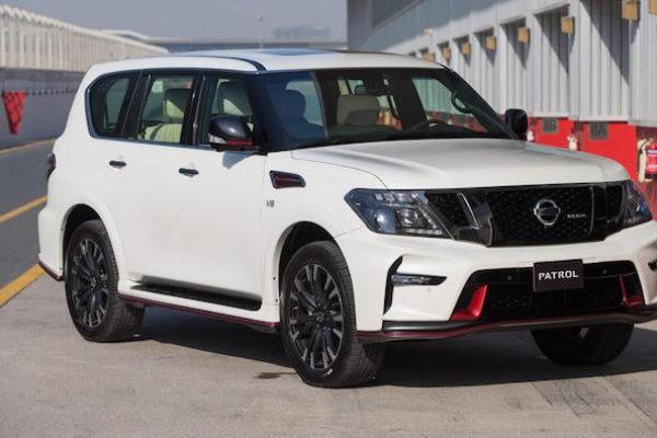 Nissan Patrol : une version Nismo !