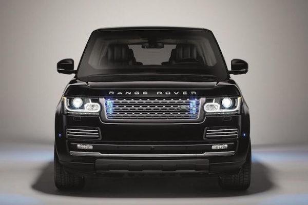 Le Range Rover Sentinel pour un risque zéro