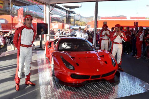 Ferrari 488 GTB : Les nouvelles versions course !