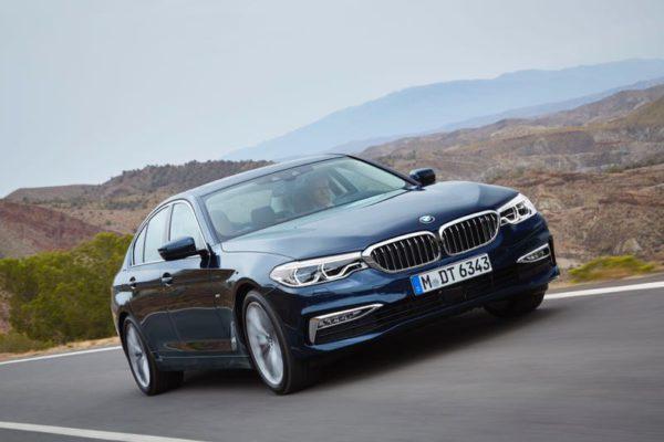 BMW Série 5 2017 : une réussite de plus!