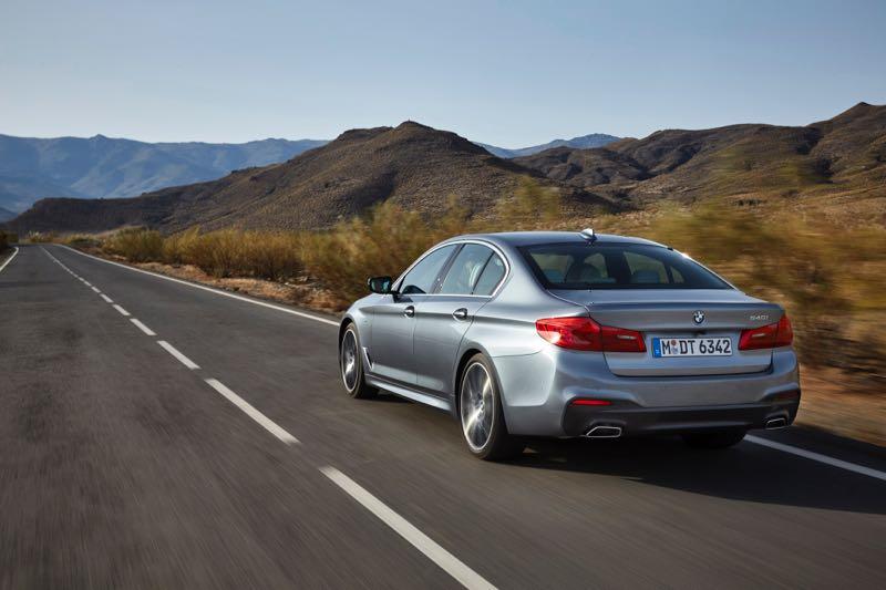 BMW-SERIE 5 M Sport