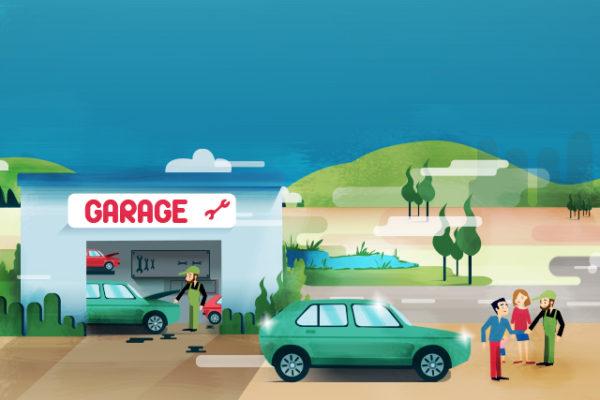 Comment trouver un bon garage ?