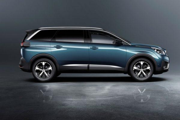 Peugeot 5008 2017 : Un baroudeur à l'esprit familial