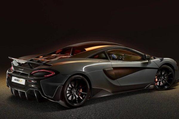 Nouvelle McLaren 600 LT, légèreté et puissance.