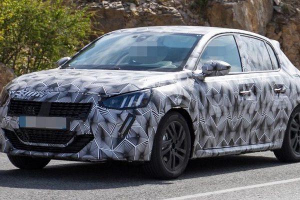 Future Peugeot 208: Présentation en mars 2019 au salon de Genève