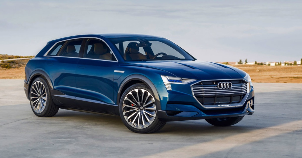 Audi E-tron 2020 SUV