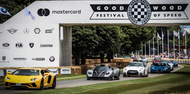 festival of speed 2018