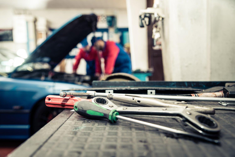 comment trouver un bon garage