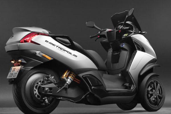Motos et scooters: Ce que nous réserve Peugeot pour les années à venir