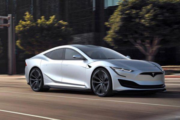 La nouvelle Tesla Model S selon Emre Husmen