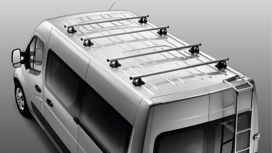 barres de toit pour utilitaire