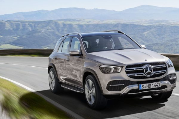 Mercedes GLE 2019 : Quelques infos sur cette 4ème génération