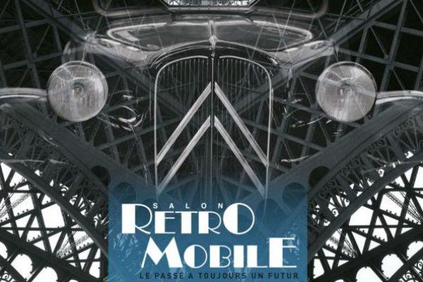 Salon Rétromobile : Amoureux de voitures anciennes, vous avez jusqu'au 10 février !