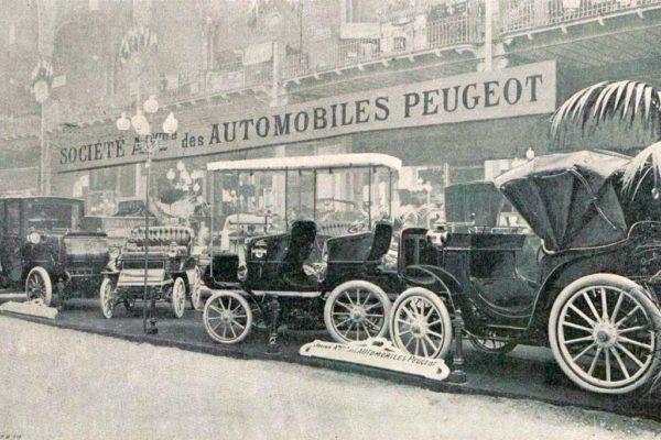 Mondial de l'Auto de Paris : la parade des 120 ans