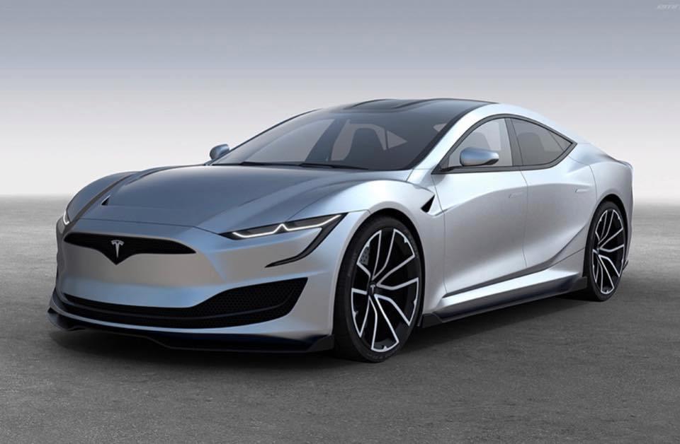 Nouvelle Tesla Model S: Ce à quoi elle pourrait ressembler.