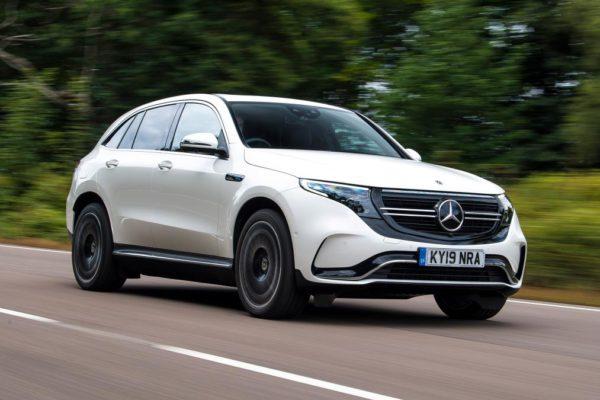 Mercedes EQC : Plus d'infos à son sujet !