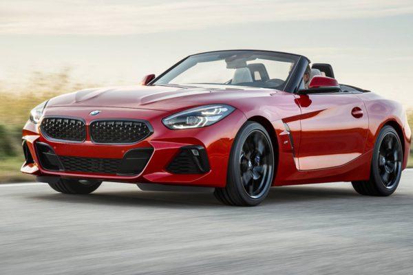 Nouveau BMW Z4 : Voici les prix de ce joli petit roadster