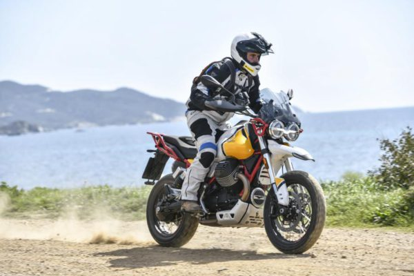 Moto Guzzi V85 TT : elle est enfin arrivée !