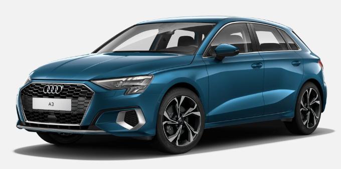 Nouvelle Audi A3 Sportback Design Luxe