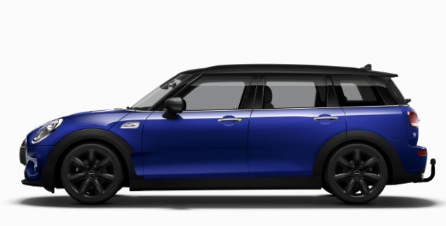 Mini Cooper S Clubman 2020 vue de profil
