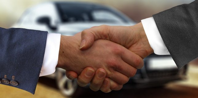 réouverture des concessions automobiles